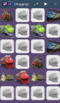 Chuggington Memory Game screenshot 2/3
