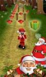 Santa 3D Run screenshot 2/6
