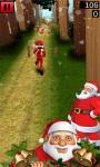 Santa 3D Run screenshot 3/6
