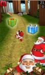 Santa 3D Run screenshot 4/6