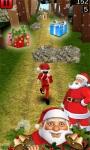 Santa 3D Run screenshot 6/6