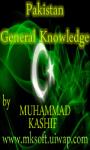 Pakistan General Knowledge for java mobiles screenshot 1/6