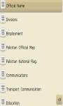 Pakistan General Knowledge for java mobiles screenshot 5/6