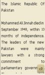 Pakistan General Knowledge for java mobiles screenshot 6/6