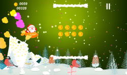 Flying Santa - Christmas Game screenshot 3/4