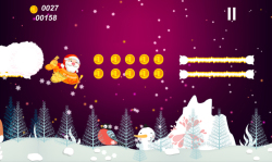Flying Santa - Christmas Game screenshot 4/4