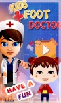 Baby Girl Foot Doctor Game screenshot 1/6