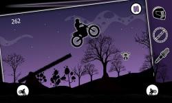 Dark Moto Race : Black Night Bike Racing Challenge screenshot 6/6