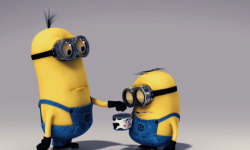 Despicable Game for kids screenshot 1/3