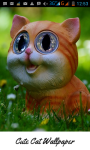 Cute-Cat Wallpaper screenshot 1/4