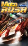 Moto RUSH Game screenshot 1/1