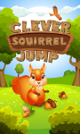 Clever Squirrel Jump screenshot 1/6