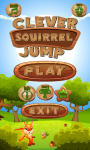 Clever Squirrel Jump screenshot 2/6