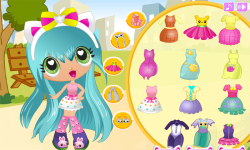 Kawaii Crush Dress Up Game screenshot 2/3