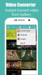 video converter app screenshot 2/5