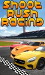 Shoot Rush Racing Free screenshot 1/1