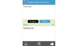 Polish to English Translator screenshot 2/5