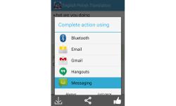 Polish to English Translator screenshot 4/5