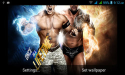 Wrestling Heroes Live Walls screenshot 3/6