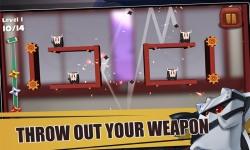 Ultra Ninja Shooter screenshot 1/4