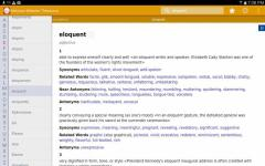 Dictionary  M W Premium new screenshot 4/6