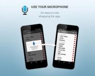 Shopping List Voice input veritable screenshot 3/6