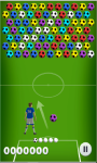 Bubble Soccer Shooter Games screenshot 2/6