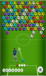 Bubble Soccer Shooter Games screenshot 3/6