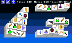 8 Bit Mahjong screenshot 2/3