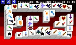 8 Bit Mahjong screenshot 3/3