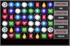 Diamonds Crasher screenshot 2/5