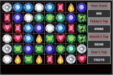 Diamonds Crasher screenshot 3/5