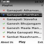 Divine Chants of Ganesh Lite screenshot 2/2