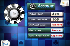 Ultimate Poker Ace screenshot 3/5