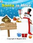 Santa is Here Free screenshot 1/6
