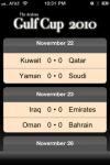 Gulf Cup 20 screenshot 1/1