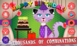 Kitty Dress Up  screenshot 3/5