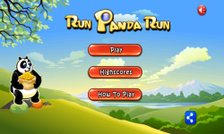 Run Panda Run:Joyride Racing screenshot 1/3