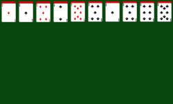 Spider Solitaire Best screenshot 1/5