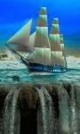 Sailing Waterfall LWP screenshot 2/3