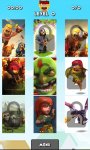 Clash of Clans Heroes Puzzle screenshot 2/5