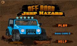 Off Road Jeep Hazard screenshot 1/4