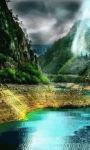 Mountain Lake LWP screenshot 1/3