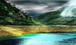 Mountain Lake LWP screenshot 2/3