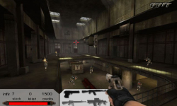 Street Gunfire-Sniper Shooting screenshot 4/4