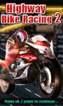 Highway Bike Racing 2 - Free screenshot 1/4