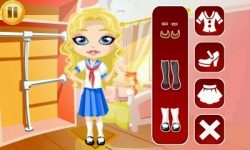 School Dress Up screenshot 1/6