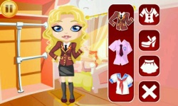 School Dress Up screenshot 2/6