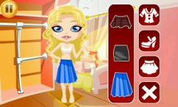 School Dress Up screenshot 3/6
