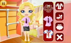 School Dress Up screenshot 4/6